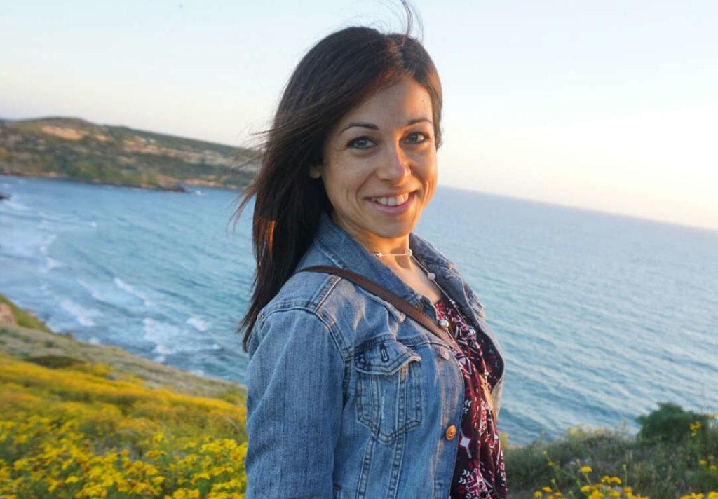 Italienisch-Lehrerin auf Sardinien