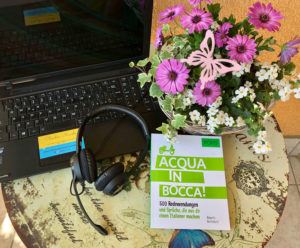 Buch mit italienischen Redewendungen