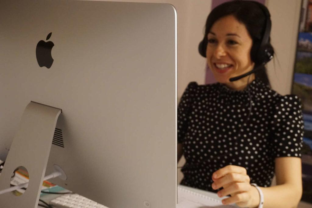 Italienisch online lernen mit Privatlehrer